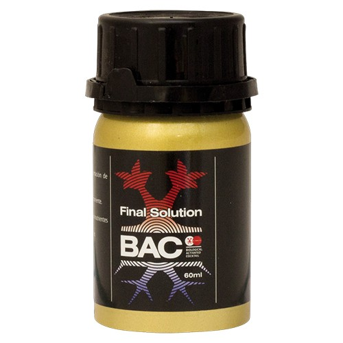 Final Solution   (60ml) BAC