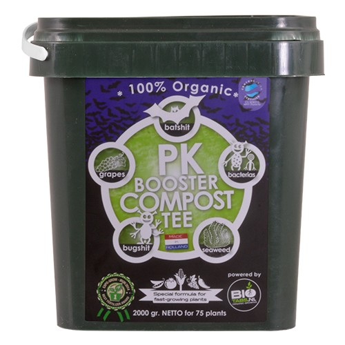 PK Booster Compost Tee 2 Kg.