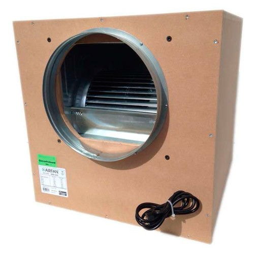 Extractor Isobox MDF (1500 m3 - boca 250)   ()