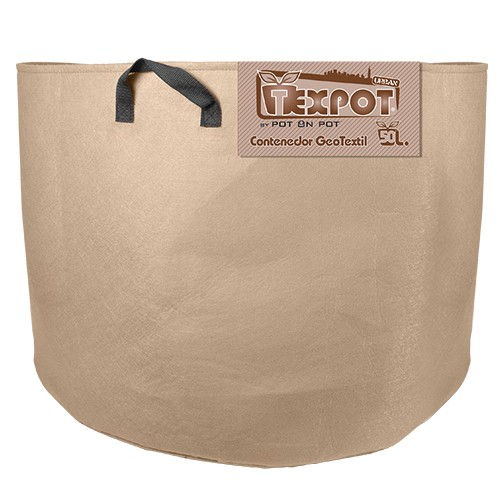 Texpot Urban 50 L. Color Arena