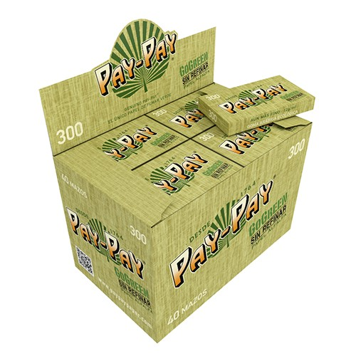Papel Pay-Pay GoGreen 300 1.1/ 4 40 uds./ caja
