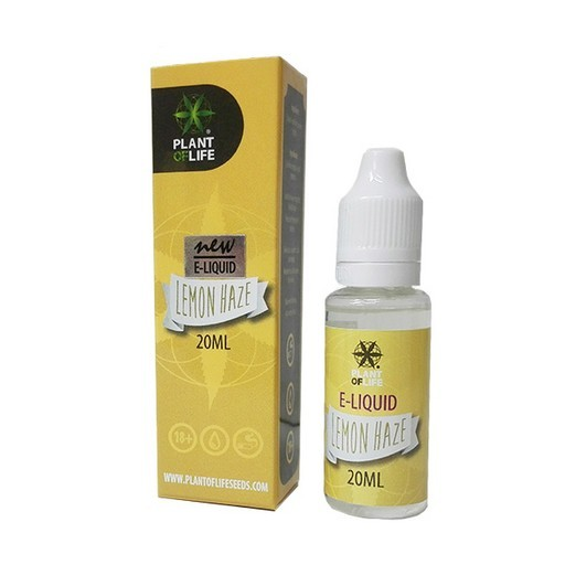 E-Liquid Lemon Haze 20 ml. Plantoflife   ()